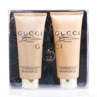 Набор Gucci Premiere Gucci Perfumed Body Lotion + Bath and Shower Gel 400ml