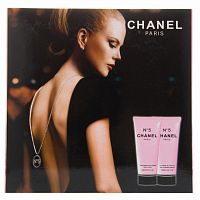 Набор Chanel №5 Body Lotion + Shower Gel 400ml