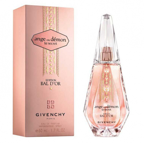 Givenchy Ange ou Demon Le Secret Edition Bal d Or